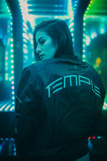 Temple Bomber Jacket